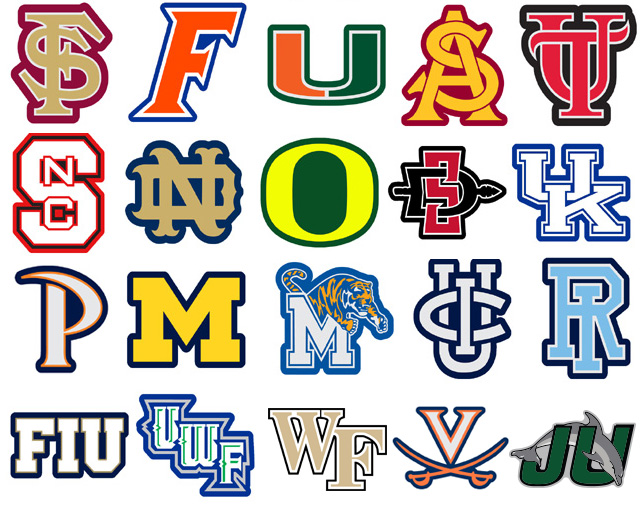 Baseball and Softball Helmet Decals