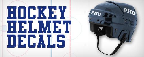Pro Helmet Decals | Sports Helmet Decals - Ocala, Florida
